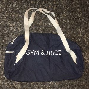Private party Duffle Bag (never used)